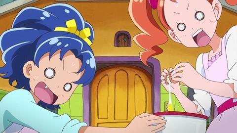 キラキラ☆プリキュアアラモード 第4話予告 「3人そろってレッツ・ラ・まぜまぜ!」
