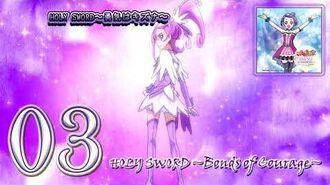Dokidoki! Precure Character Album Track 03