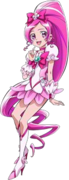 Cure Blossom en All Stars New Stage 3