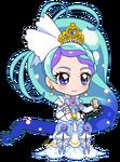 Puzzlun Sprite GPPC Cure Mermaid Premium Dress
