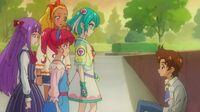 STPC40 Tatsunori too remembers when Lala was there as he woke up