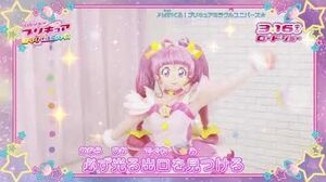 Tutorial de baile Pretty Cure Miracle Universe
