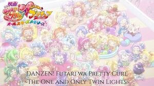 All Stars Memories DANZEN! Futari wa Pretty Cure ~The One and Only Twin Lights~ Kan Rom Eng
