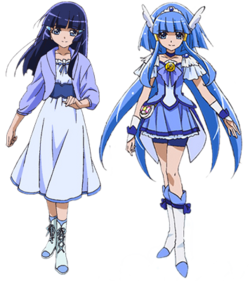 Cure Beauty y Rikka