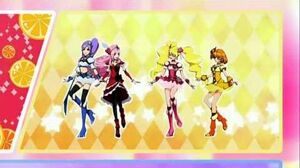 Fresh Pretty Cure! - Ending 2 H@ppy Together (Full HD 1080p)