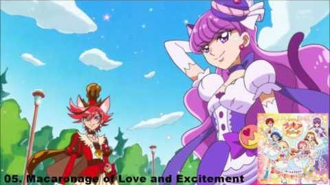 KiraKira☆Precure A La Mode Vocal Album 1 Cure A La Mode☆A La Carte Track 05-0