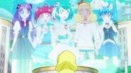 Las Pretty Cure como fugitivas