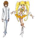 Itsuki Myoudouin / Cure Sunshine
