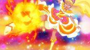 Disparo Solar Pretty Cure