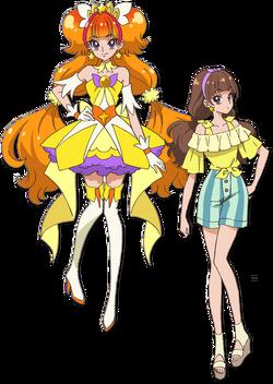 Kirara twinkle perfil