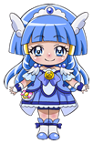 Perfil de Chibi Cure Beauty