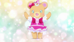 Cure Mofurun Diamond Style Costume