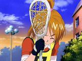 FwPC07 Nagisa deflects the ball