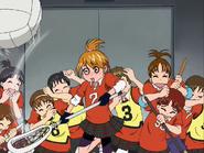 Nagisa balon voleibol