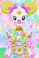 Candy presses the Royal Clock gem down