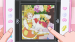 HuPC06-Homare as florist photo on Mirai Pad