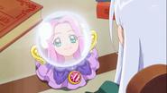 Kotoha habla con Kochou