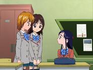 Nagisa yui preguntan regalo honoka
