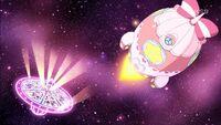 STPC15 The rocket leaves Planet Zeni