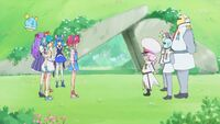 STPC32 Toppa tells the girls how surprised to realise that is the same Fuwa
