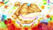 Swan Creampuff aparece