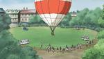 YPC511 Balloon on field