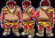 Akaoni perfiles