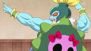 Gamettsu vulve a aparecer pero representando a la madre de las dos hermanastras