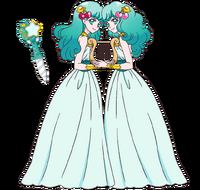 Gemini Star princesses