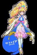 Miracle perfil zafiro asahi