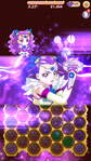 Puzzlun Gameplay YPC5GG Milky Rose special attack