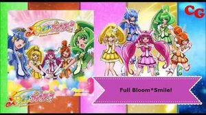 Full Bloom*Smile!