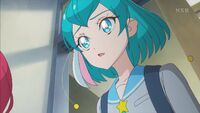 STPC40 Lala looks at Sakurako worryingly