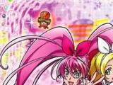 Suite Pretty Cure♪ DVD and Blu-ray