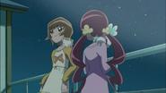 Tsubomi acompaña a Itsuki