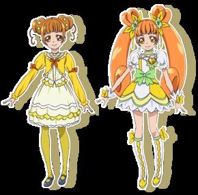 3Cure Rosetta y Alice