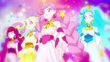 STPC02 Capricorn Libra Taurus and Leo Star Princesses