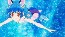 STPC27 Yuni as a mermaid