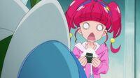 STPC47 Hikaru is shocked Kappard won't eat the rice ball