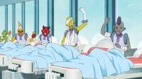 STPC47 Injured aliens cheering