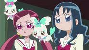 Tsubomi y Erika llegan para enfrentar al Desertrian