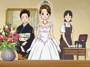 Yosimi preparada boda