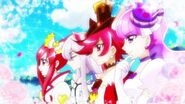Equipo de Pretty Cure adultas