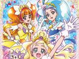 Go! Princess Pretty Cure DVD and Blu-ray