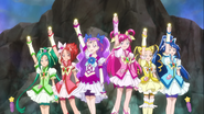 Yes! Precure 5 GOGO Miracle Universe