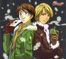Да! ПриКюа 5 Драма&Вокальный альбом (1): Коко&Натс ~Два принца~