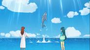 Azuna and Minami
