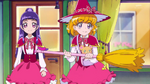 MTPC03 - Mirai holding her broom