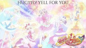 HUGtto PreCure HUGtto Yell For You Kan Rom Eng