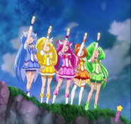 Smile Precure Miracle Universe